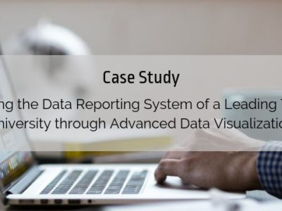 Automating The Data Reporting System Of A Leading Technical University Through Advanced Data Visualization